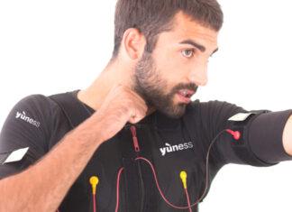 allenamento con EMS